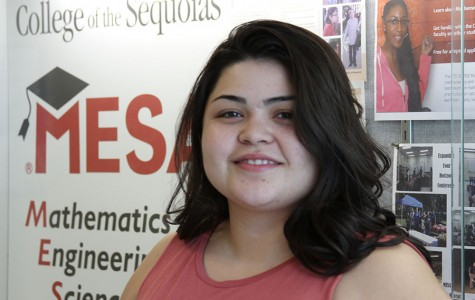 """MESA student will """"live her dreams"""" with newly awarded scholarship"""