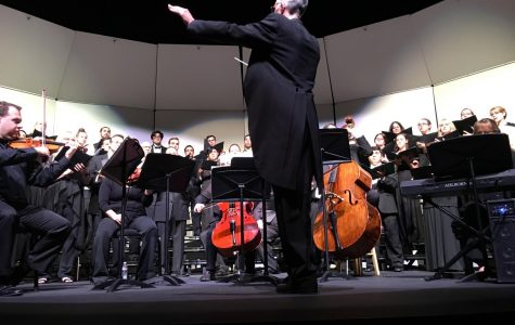 Review: The Fall Choral Concert put on a great show for COS