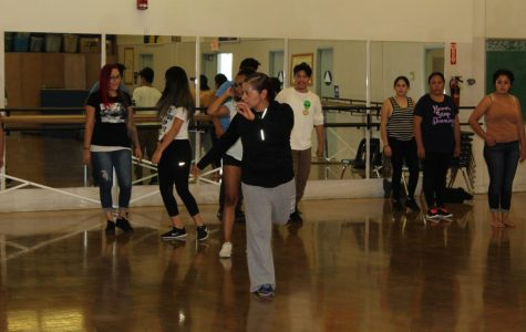 New dance instructor brings passion to COS