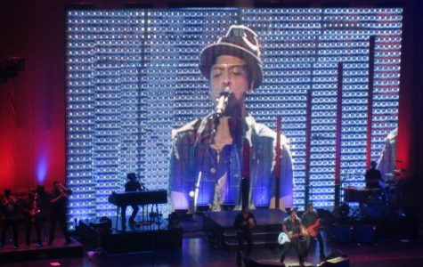 Review: Bruno Mars' 24K Magic World Tour delivers a great show