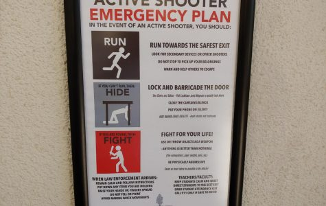 Active Shooter Policy
