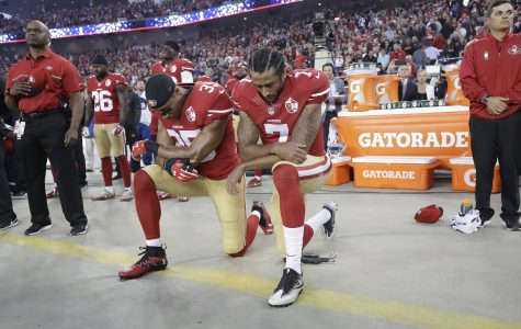 Kaepernick: Kneeling Patriot