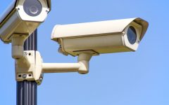Under a Watchful Eye: COS gets Security Cameras