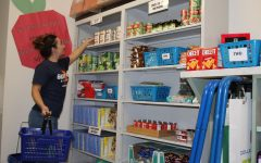 Giant pantry celebrates four years on campus