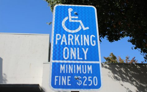 Crackdown on illegal use of handicapped parking