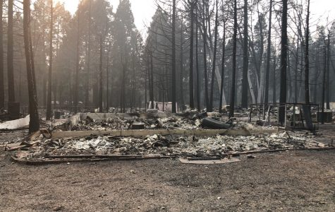 Camp Wildfire claims thousands of homes, COS Alumni one among many.