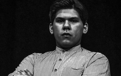 Mason Garcia, an actor hungry for expereience