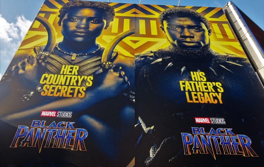 Black+Panther+Makes+History+at+the+2019+Oscars