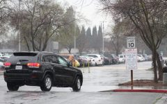 Parking Violations On Lot #7 Causing Safety Concerns