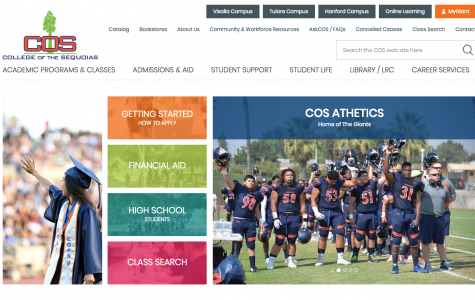 New Website Coming to COS