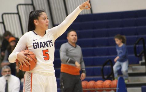 Giants Make It To Elite Eight, But Fall Short