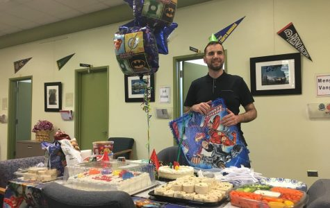 COS Counselor Celebrates Birthday | April 25th, 2019