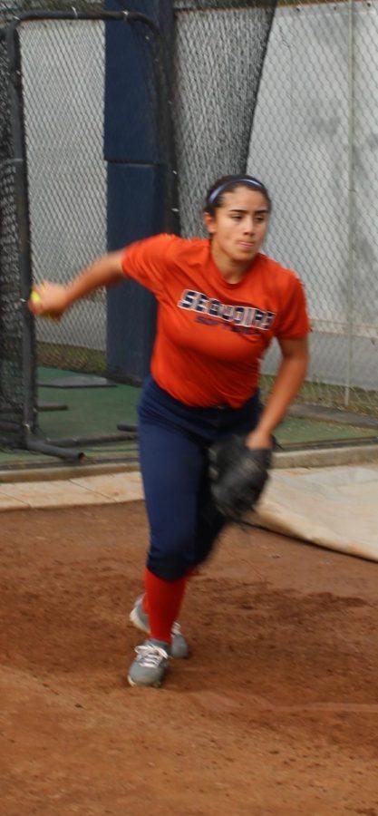 COS+Softball+to+battle+San+Mateo+Bulldogs+Friday