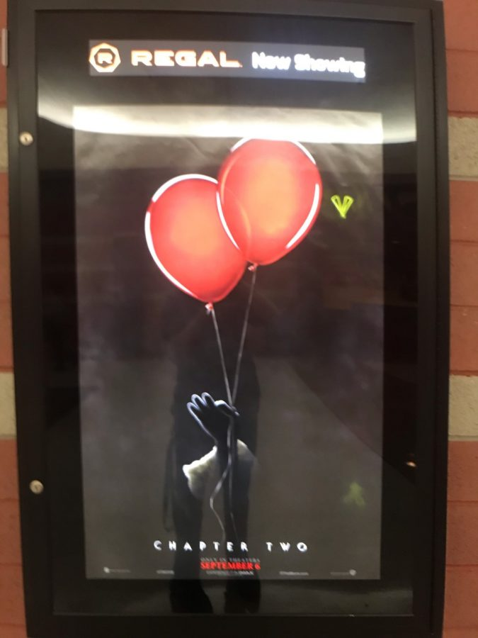 It Chapter 2 is still playing in theaters if you can't watch it alone. Skyler Singsouvanny