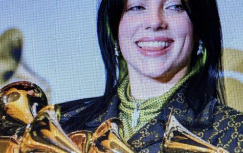 Billie Eilish Should Be Concerned About Her Grammy Wins