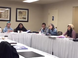 "Image from COS ""Student Senate at College of the Sequoias"" video"
