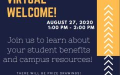 Virtual Welcome Session Offering Help and Prizes