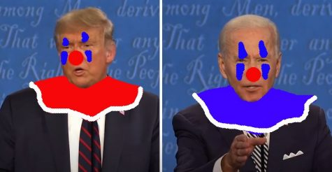 The Circus Is In Town: Trump v Biden Debate