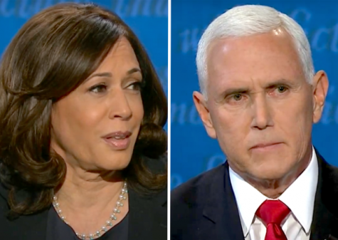 Opinion: Harris Dodges Questions And Fly Lands On Pence, The VP Debate