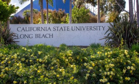 CSU Long Beach, a potential option for transfer.