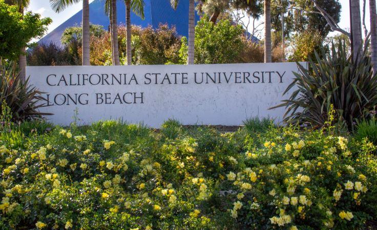 CSU Long Beach, a potential option for transfer.