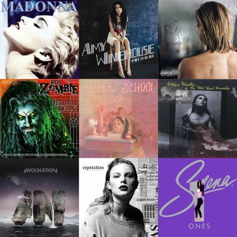 My Top 25 Favorite Albums