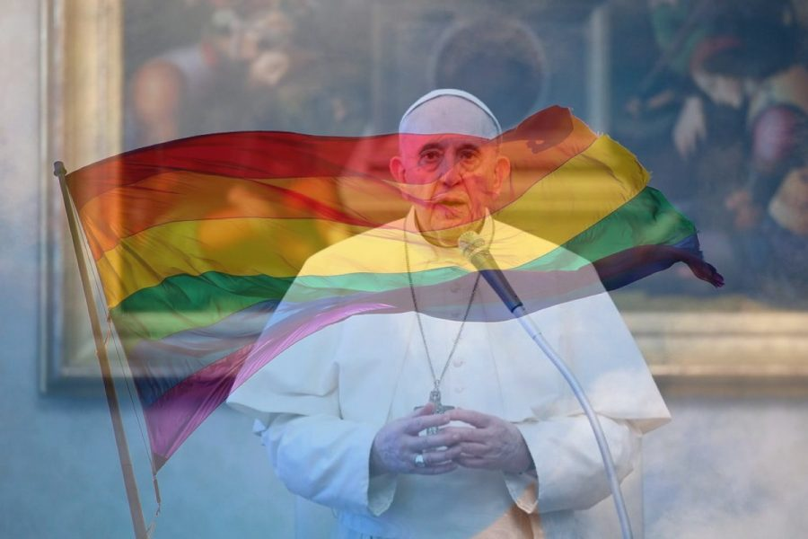 Pope Francis Calls For Civil Union Law For Same Sex Couples