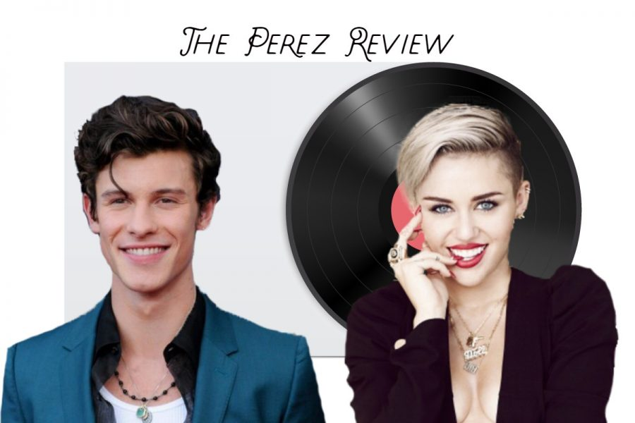 Miley's Plastic Hearts and Shawn's Wonder: The Perez Review