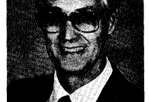 Lincoln H. Hall COS President 83'-91'