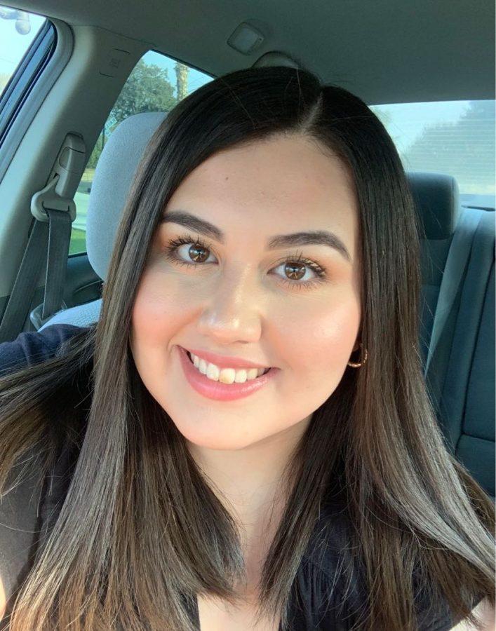 Stephanie Gonzales, 19, Liberal Studies