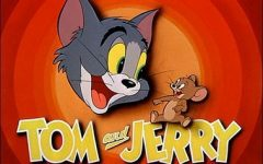 This is a picture from the original tv series Tom and Jerry