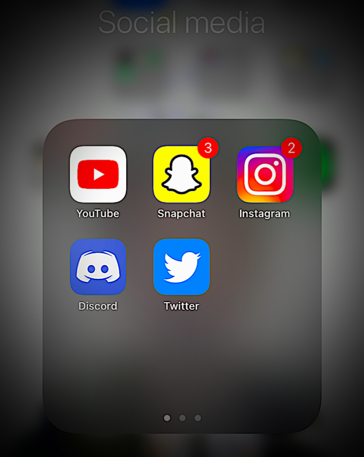 Snapchat, Instagram, Twitter, Three of the Top Social Media Applications