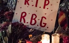 RBG memorial put in place to honor her
