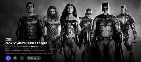 Watch Justice League on HBO Max