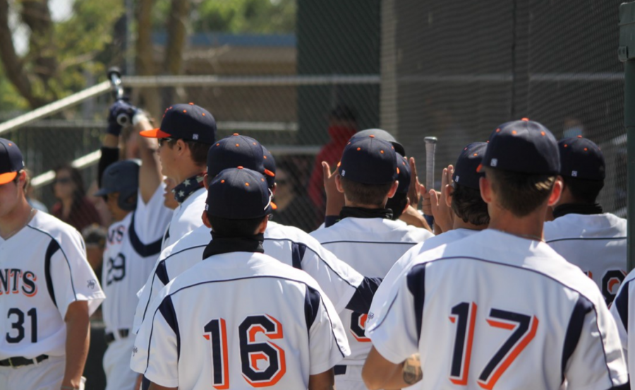 Sequoias baseball team getting ready for a double-header day