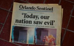 Article from Orlando Sentinel after 9/11