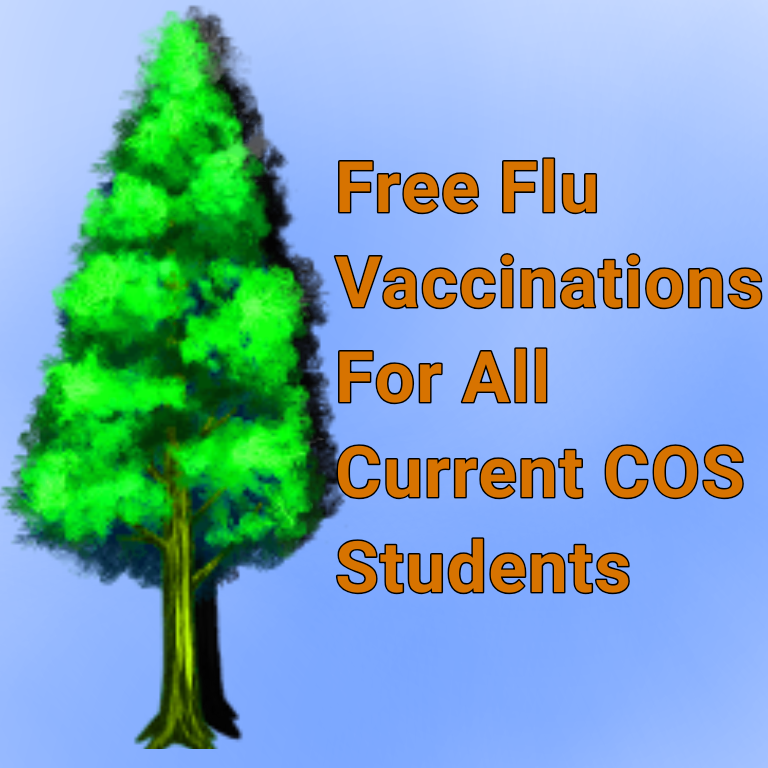 Free Vaccinations For Cos Students