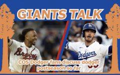 Giants Talk Dodgers