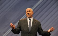 Former United States Secretary of State Colin Powell