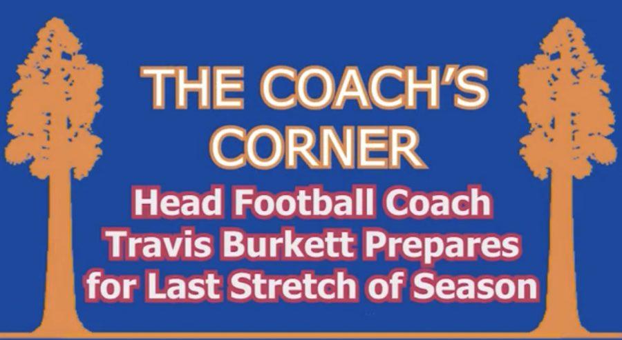 Coachs Corner episode 6